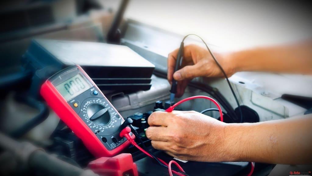 Диагностика аккумулятора БМВ в Тюмени