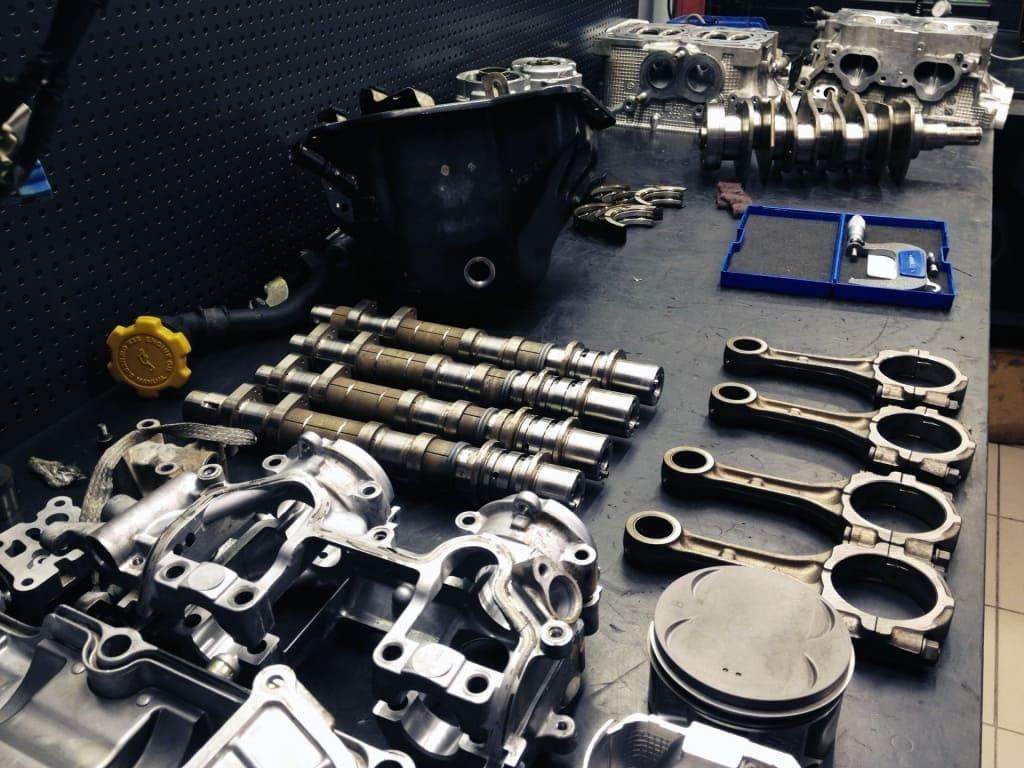 Капитальный ремонт двигателя Мини в Тюмени