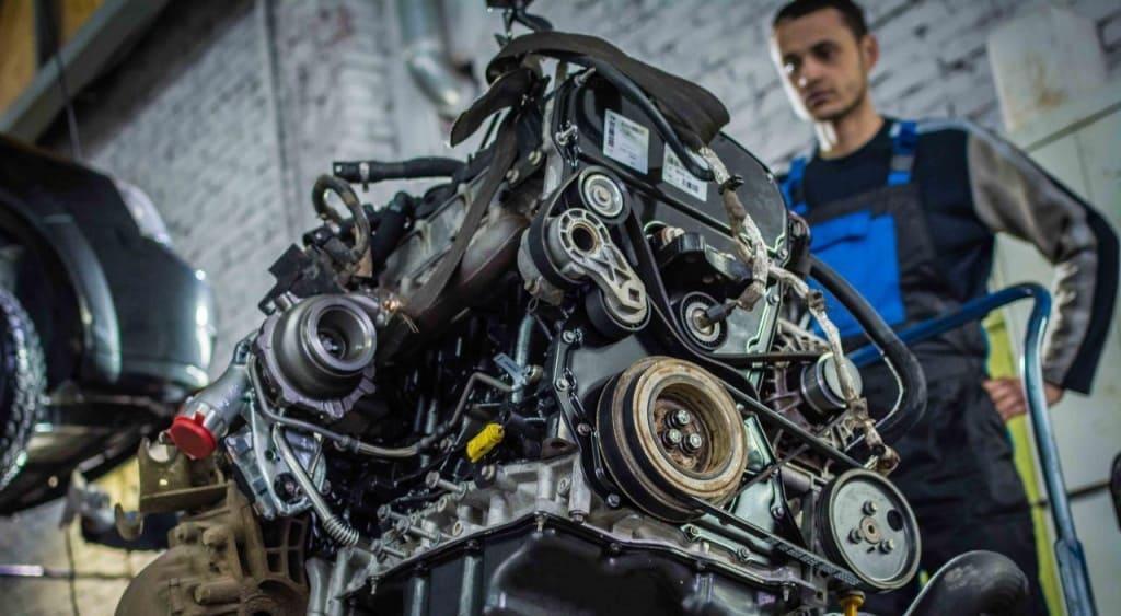 Замена двигателя Мини в Тюмени