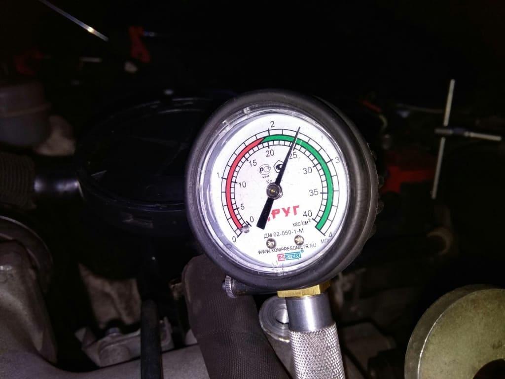 Замер компрессии двигателя Мини в Тюмени